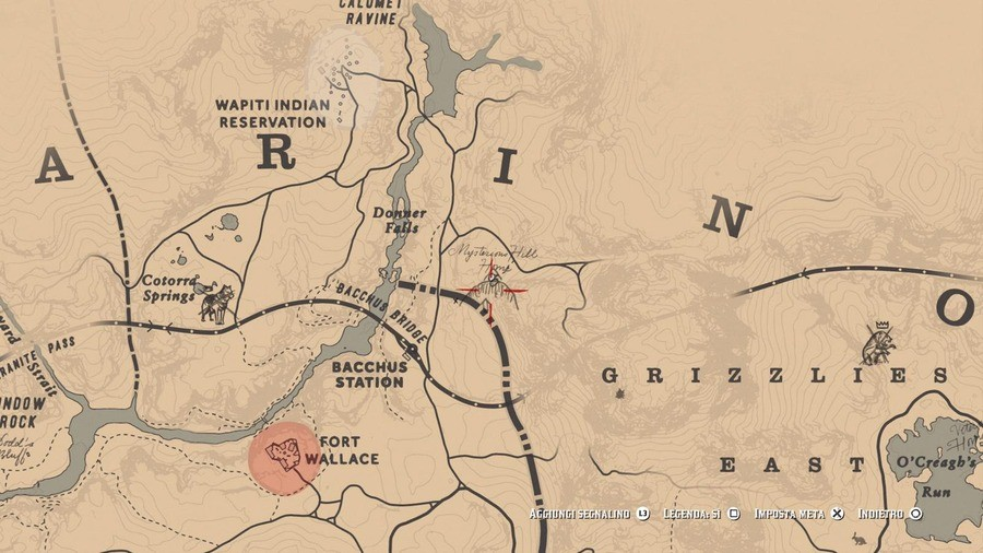 Red Dead Redemption 2 - Easter Egg a tema J.R.R. Tolkien, ecco dove trovarlo News Videogames