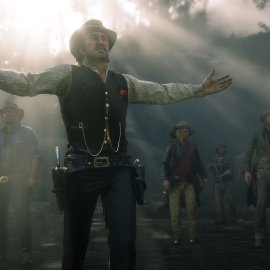 Red Dead Redemption 2 – Dimensioni extra large su PS4, fino a 150 GB di spazio libero su disco