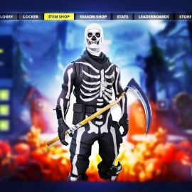 Fortnite – Svelate tutte le skin di Halloween