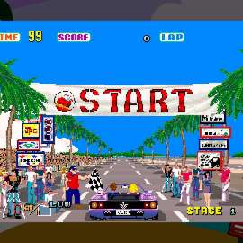Sega Ages Out Run – Annunciata la data d'uscita