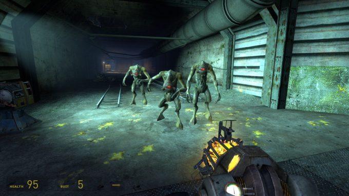 Half Life 2 - 24 minuti di gameplay dalla Beta e Tech Demo News Retrogames