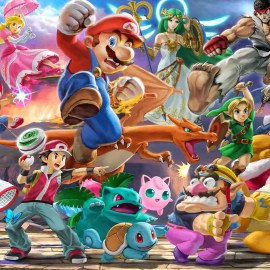 Super Smash Bros. Ultimate – La musica protagonista del main menu