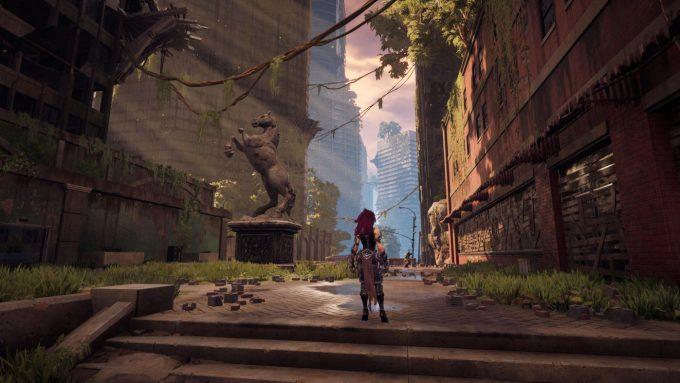 Darksiders 3 - In un filmato l'introduzione del gioco News Videogames
