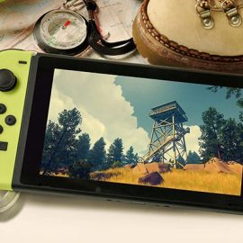 Firewatch – L'uscita su Nintendo Switch è molto vicina