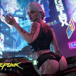 Cyberpunk 2077 vince un premio ai Golden Joysticks di quest'anno
