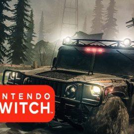 Spintires: MudRunner – American Wilds è ora disponibile su Nintendo Switch!