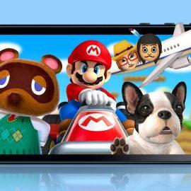 Nintendo – Ampio spazio ai giochi mobile