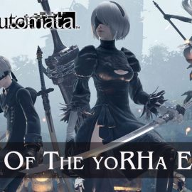 NieR:Automata Game of the YoHRa Edition – Arriverà su PS4 e PC a Febbraio!