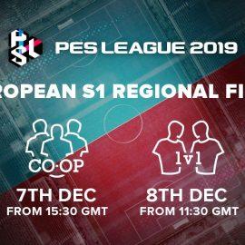 Pes League European Regional Finals 2019 – Il programma ufficiale delle partite