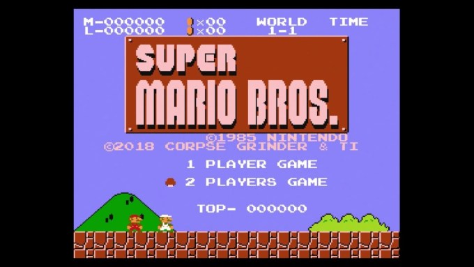 Super Mario Bros 2 Player Hack - Mario e Luigi finalmente in coop! News Retrogames