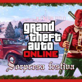 GTA Online – Sorprese Festive 2018 – Tanti regali per le feste!