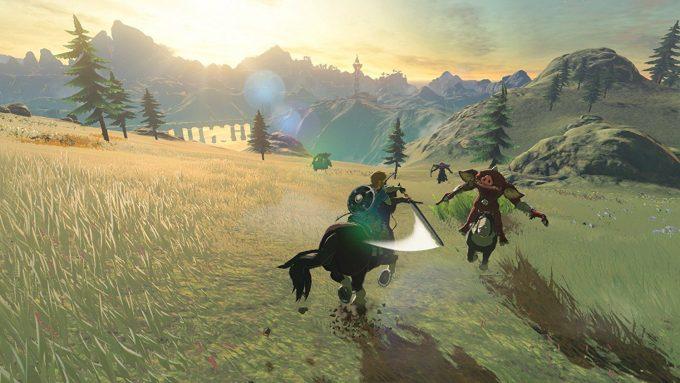 The Legend Of Zelda: Breath Of The Wild - Fan realizzano un cartone animato Fumetti News News Videogames