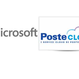 Poste Italiane e Microsoft – Un'alleanza nel segno del digitale