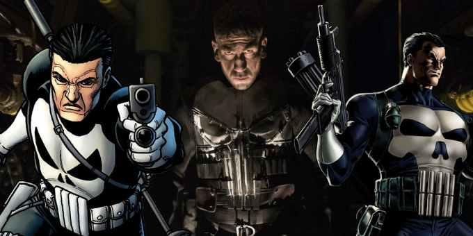 The Punisher - Frank Castle è tornato! La seconda stagione solo su Netflix! Cinema & TV News SerieTV