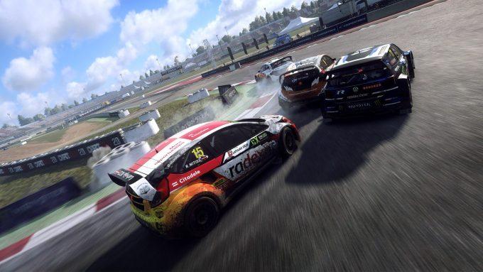 Dirt Rally 2.0 - Nuovi contenuti della FIA World RallyCross Championship! News Videogames