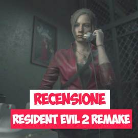 Resident Evil 2 Remake – Recensione – PC, PS4, Xbox One
