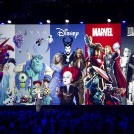 Disney si appresta a conquistare il mondo cinematografico anche nel 2019