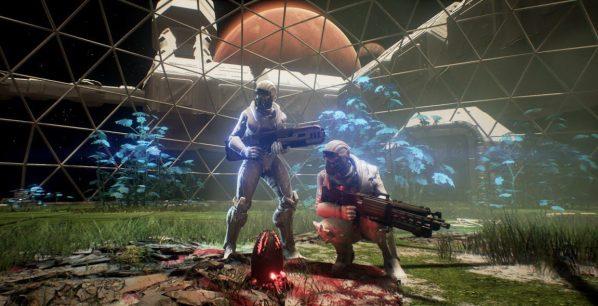 Genesis Alpha One - Disponibile il trailer di lancio News Videogames