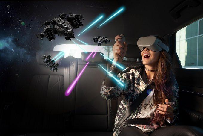 VR in auto - Presto possibile grazie ad Audi e Disney Hi-Tech Nerd&Geek News Videogames