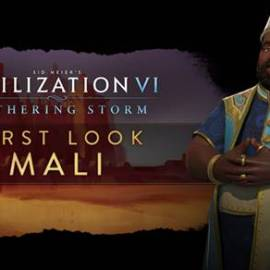 Civilization VI: Gathering Storm – Mansa Musa guiderà Mali