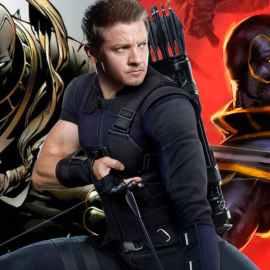 Avengers 4: Endgame – Svelato il costume di Ronin in un Action Figure?