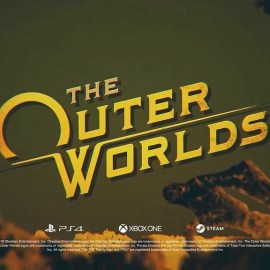 The Outer Worlds sarà esclusiva Epic Games Store