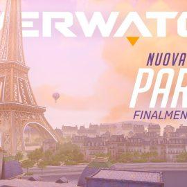 Overwatch – Mappa di Parigi ora disponibile!