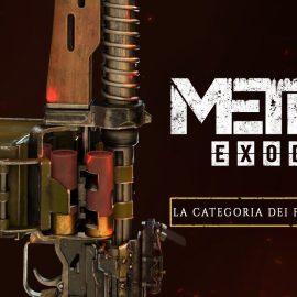 Metro Exodus – La categoria dei Fucili a Canna protagonista del nuovo trailer