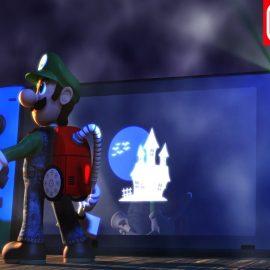 Luigi's Mansion 3 – Su Amazon al via i preordini dell'esclusiva Nintendo Switch!