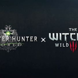 Geralt di Rivia di The Witcher 3: Wild Hunt arriva in Monster Hunter: World!
