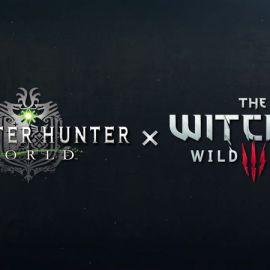 Geralt di Rivia di The Witcher 3: Wild Hunt arriva in Monster Hunter: World!