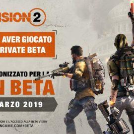 The Division 2 – Ubisoft annuncia le date dell'Open Beta