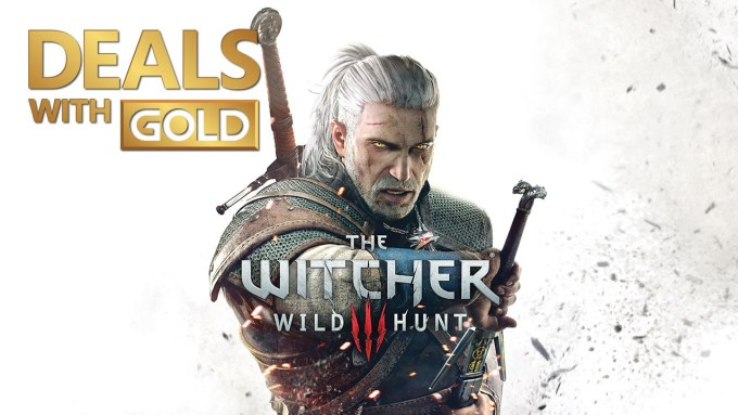 Deals With Gold - Tra i titoli disponibili, Monster Hunter World e The Witcher 3 News Videogames