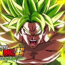 Dragon Ball Super: Broly primo al Box Office!