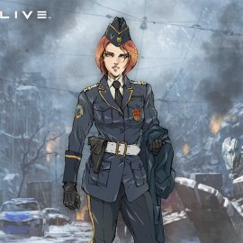 Left Alive – Lo sparatutto d'azione e di sopravvivenza è ora disponibile!