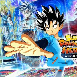 Pubblicati nuovi gameplay di Super Dragon Ball Heroes World Mission