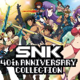 SNK 40th Anniversary Collection – Nel nuovo trailer, presentati gli ultimi sei giochi!
