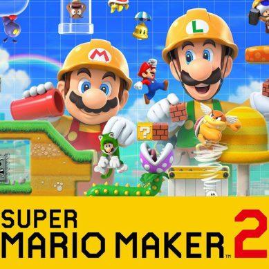Rumor Nintendo – Super Mario Maker 2 potrebbe uscire il 14 Giugno?