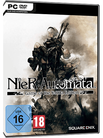 Nier Automata Game of the YoRHa Edition – Recensione – PC