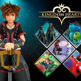Kingdom Hearts III – La Critical Mode è ora disponibile