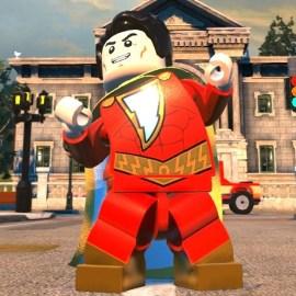 LEGO DC Super-Villains – Pacchetto Livelli 1 e 2 ispirati a SHAZAM! ora disponibili