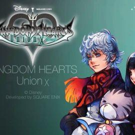 Kingdom Hearts Union χ[Cross] – Festeggia il suo terzo anniversario!