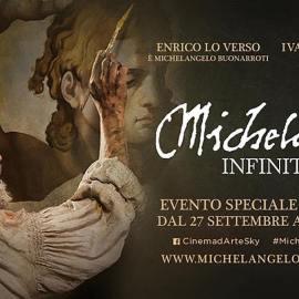 Michelangelo Infinito – Dal 18 aprile in limited edition in DVD e 4K UHD + BD