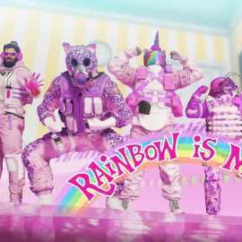 Ubisoft – Rainbow is Magic! Quando il rosa spacca di brutto…