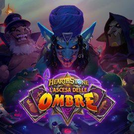 Heartstone – L'ascesa delle Ombre è ora disponibile e il potere della legione del M.A.L.E. è stato scatenato!