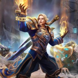 Heroes of the Storm – Anduin ora disponibile
