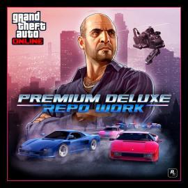 GTA Online: nuove missioni di recupero della Premium Deluxe