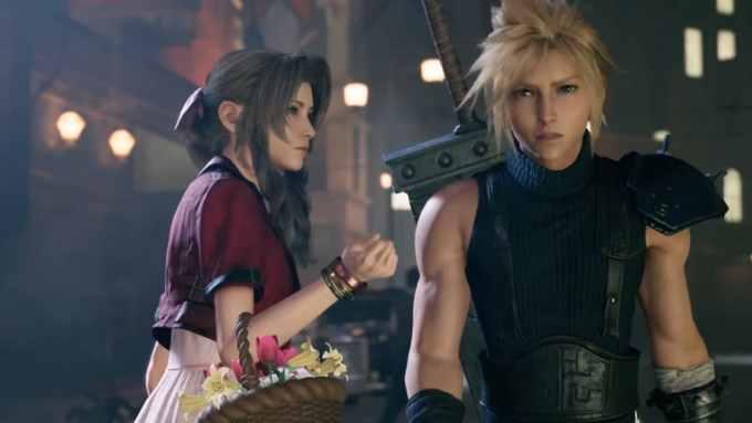 Final Fantasy VII Remake - Tifa si mostra nel nuovo trailer in sede E3 News Videogames