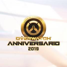Overwatch 2019 – Si festeggia il terzo Anniversario dal 21 maggio al 10 giugno!