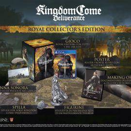 Kingdom Come Deliverance – Annunciata la Royal Collector's Edition